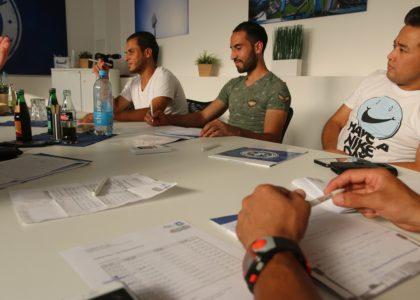 Erster Berufsorientierungskurs in Darmstadt erfolgreich abgeschlossen