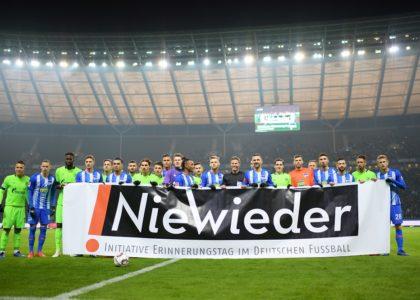 15. Erinnerungstag im deutschen Fußball