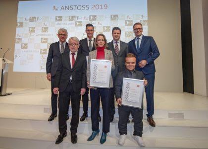 Julia Jäkel, Niko Kappel und Sebastian Kehl: Verstärkung des Kuratoriums mit Persönlichkeiten aus Sport und Wirtschaft