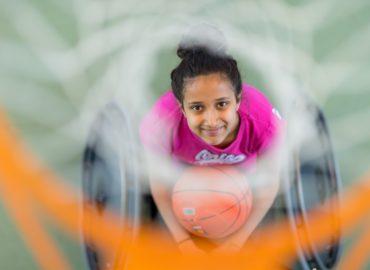 """Paralympische Woche von """"Lernort Stadion"""""""