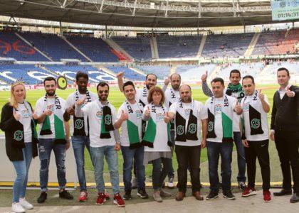 """Dritte Runde von """"Willkommen im Fußball"""" in Hannover gestartet"""