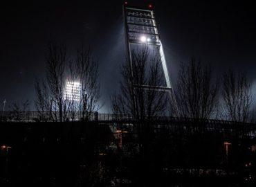 Das Bündnis Bremen berichtet: Freundschaftsspiel mit dem FC Ente Bagdad und Besuch des Weser Stadions