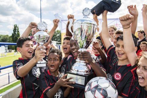 """""""Fußball trifft Kultur""""-Abschlussturnier 2019"""