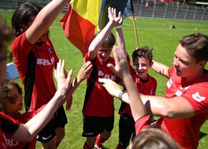 Mit und ohne Handicap: Inklusiver FußballFreunde-Cup beim SC Freiburg