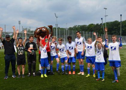Der FußballFreunde-Cup Nord zu Gast bei Hannover 96