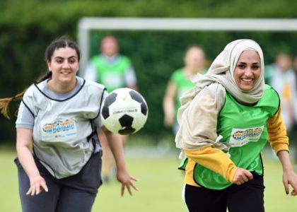 """""""Willkommen im Fußball""""-Cup 2019"""