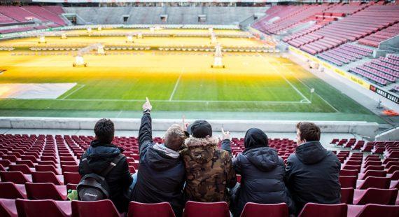 """10 Jahre """"Lernort Stadion"""""""