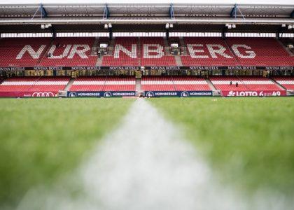 Inklusions-Schulprojekt beim 1. FC Nürnberg