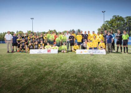 FußballFreunde-Cup Südwest beim SV Darmstadt 98
