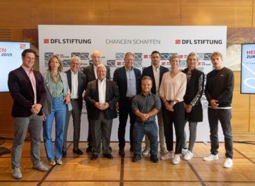 Veränderungen im Kuratorium der DFL Stiftung