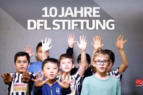 Projektbegünstigte über die DFL Stiftung