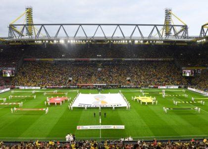 "Supercup 2019 unter dem Motto ""Spitzensport verbindet"""