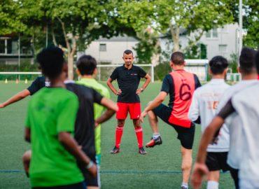 """Teil 2/3: Saleh aus dem Mainzer """"Willkommen im Fußball""""-Bündnis"""