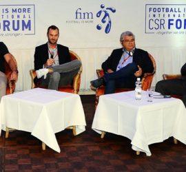 FOOTBALL IS MORE: 7. internationales CSR Forum