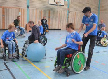 Wheelsoccer-Turnier der RBG Dortmund 51