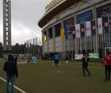 Saisonabschluss Frankfurter Bolzplatzliga 2019