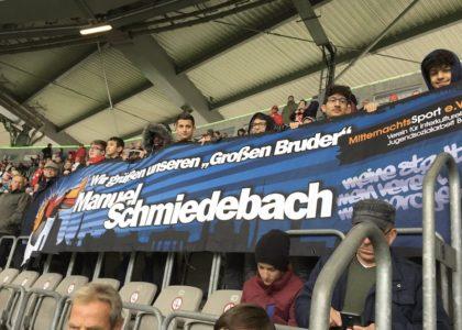 MitternachtsSport e.V. besucht Bundesliga-Spiele
