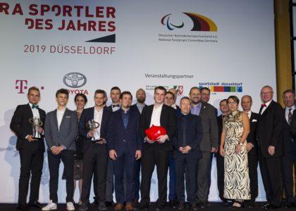 Para Sportler des Jahres 2019 geehrt