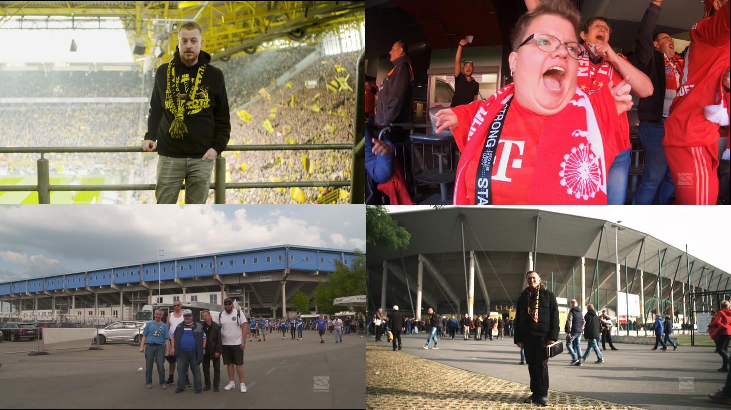 Filmreihe: Barrierefrei ins Stadion – Fußballerlebnis für alle