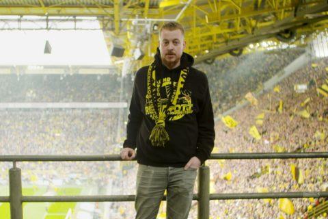 Barrierefrei in der Bundesliga: Service für gehörlose Fans bei Borussia Dortmund