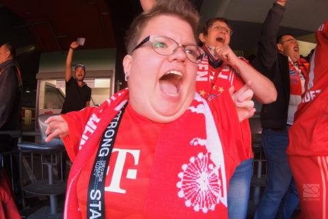 Barrierefrei in der Bundesliga:  Bayern München bietet besondere Sicht für Rollstuhlfahrer