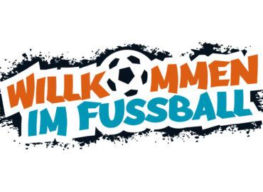 Fußballtraining für Geflüchtete in der Erstaufnahme Nostorf-Horst