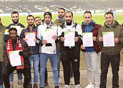Rückblick: Erfolgreicher Abschluss des Junior-Coach-Lehrgangs in Hannover