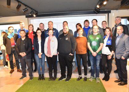 """Erfolgreicher Abschluss des dritten """"CSR-Manager Fußball""""-Lehrgangs"""